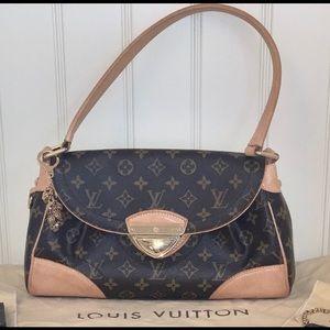Vintage Louis Vuitton Monogram Beverly GM Bag